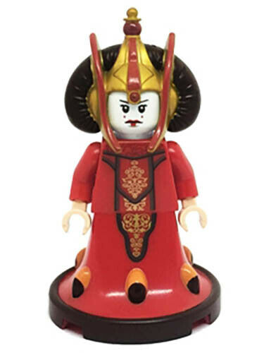 NEW LEGO Queen Amidala FROM SET 9499 STAR WARS EPISODE 1 (SW0387)