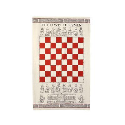 The Lewis Chessmen Strofinaccio