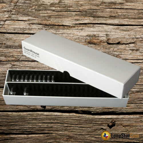 Coin Capsule  Storage Box for 50 Direct Fit QUARTER Capsules