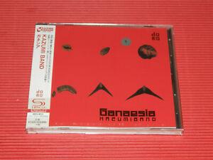 4BT KAZUMI WATANABE KAZUMI BAND GANAESIA  JAPAN SHM CD