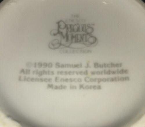 Precious Moments Cup Enesco Amanda Personalized Name Porcelain Coffee Mug 1990
