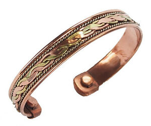 Bracelet-Copper-with-Magnets-Magnetic