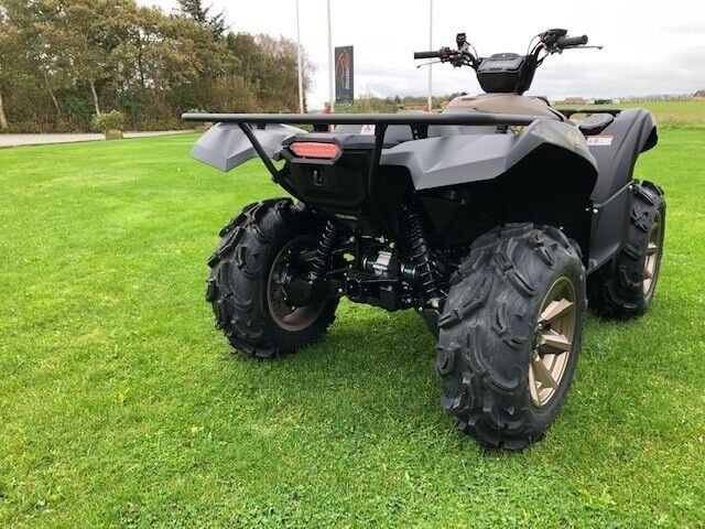 YAMAHA GRIZZLY EPS SE, 2019, ccm 700