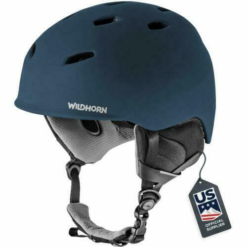 Wildhorn Drift Snowboard & Ski Helmet - US Ski Team Official Supplier - Small