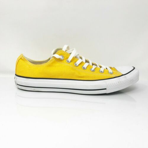 Converse Mens All Star Chuck Taylor 144812F Yellow