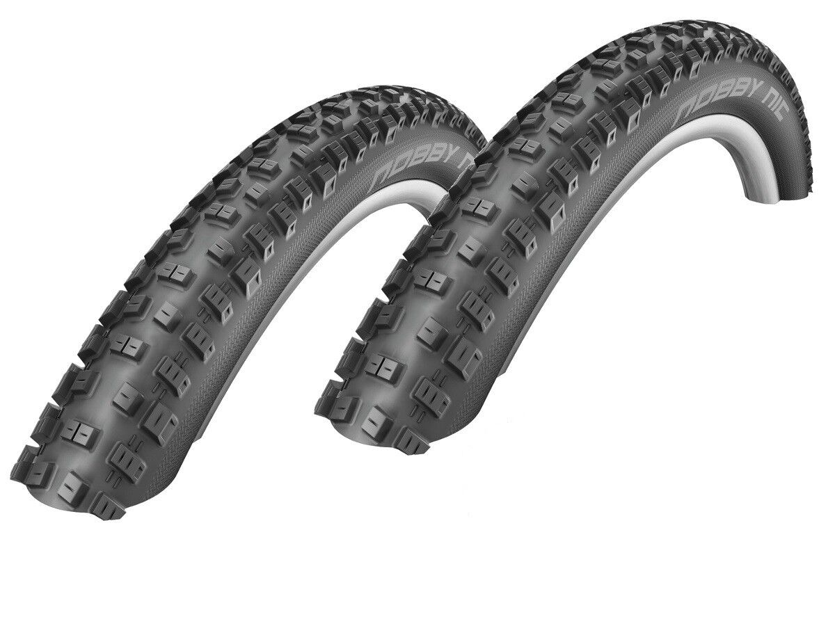2 Pcs Schwalbe Nobby Nic MTB Tire (Folding) 60-584  (27, 5x2, 35  )  wholesale prices