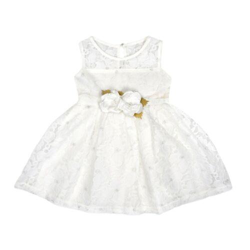 Babykleid Taufkleid corvée fille robe dentelle robe communion robe fleurs