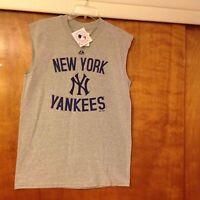 York Yankees Mlb Mens Workout Shirt Size Large,