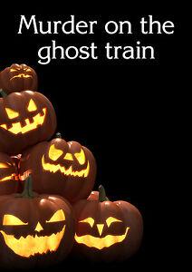 Meurtre sur le train fantôme!   - 6, 8, 10, 12 joueurs
