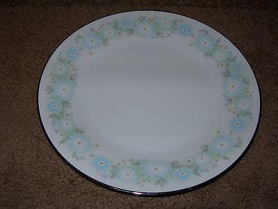 Noritake Blue Charm 6978 Salad Plate/s Japan EUC