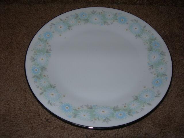 Noritake Blue Charm 6978 Dinner Plate/s Japan