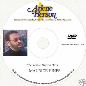 Maurice-Hines-TV-Interview-30-Minutes-DVD
