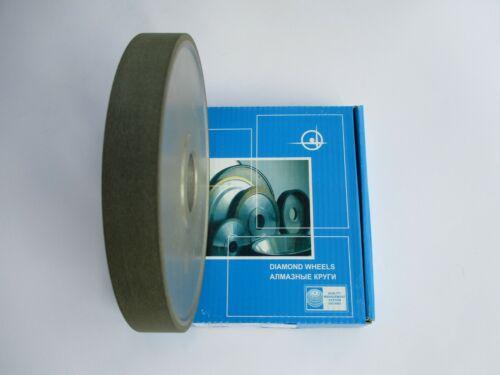 "Type 1A1 Straight Diamond Wheel Grinding Carbide Hole 1 1//4/"" 6 inch 150x20mm"