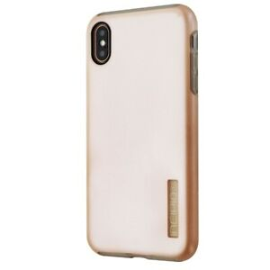 cozy fresh 4aaa4 8fe59 Details about Incipio DualPro Series Dual Layer Case for Apple iPhone XS  Max - Rose Blush