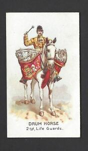 WILLS-O-039-SEAS-DRUM-HORSES-2ND-LIFE-GUARDS