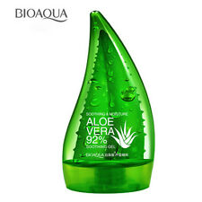 BIOAQUA ALOE VERA 92% Soothing Gel 160ml Cream Liquid High Moisturizing