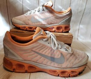 differently c1988 c9995 Nike Air Max TailWind +5 Running Shoes 555415-108 Wht/Org ...