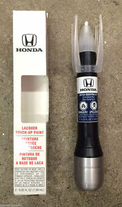 Genuine Honda Dyno Blue Pearl Touch Up Paint (08703-B561PAH-A1)