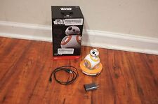 Sphero BB-8 App-Enabled Droid - Star Wars The Force Awakens Free Shipping AS IS