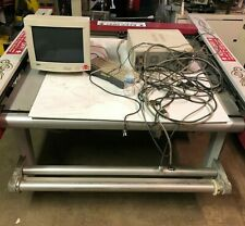 Leica Ta 410 Vinyl Plotter Cutter With Computer And Software Working Condition