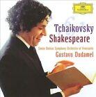 Tchaikovsky & Shakespeare (CD, Mar-2011, DG Deutsche Grammophon)