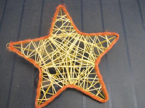 Dekoartikel 2 Sterne Weihnachtssterne Fensterdeko Türdeko Weihnachten