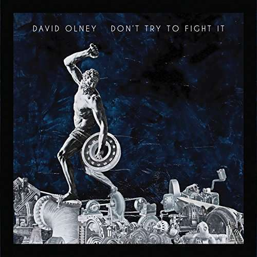 Olney David - No Try To Fight It Nuevo CD