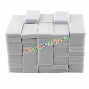 100x-Spugna-Magica-Panno-Assorbente-per-Pulizia-Multifunzione-Casa-100x60x20mm