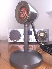 Vintage 1950's RARE RCA SK 39 Microphone- Working with Stand