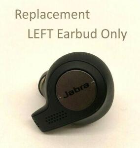 Jabra Elite Active 65t True Wireless Replacement Left Earbud Only Titanium Black Ebay