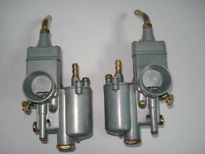 2-K302-VERGASER-K750-M72-Dnepr-MT-Ural-carburetors-carbs-NEU
