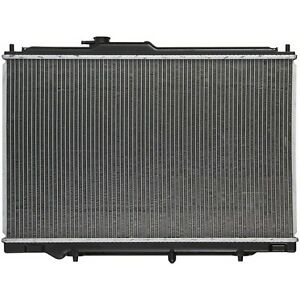 TYC 13259 Replacement Radiator for Toyota Prius v