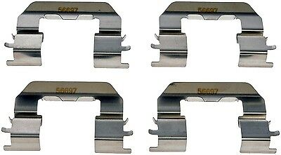 Disc Front,Rear Dorman HW5672 Disc Brake Hardware Kit-Brake Hardware Kit