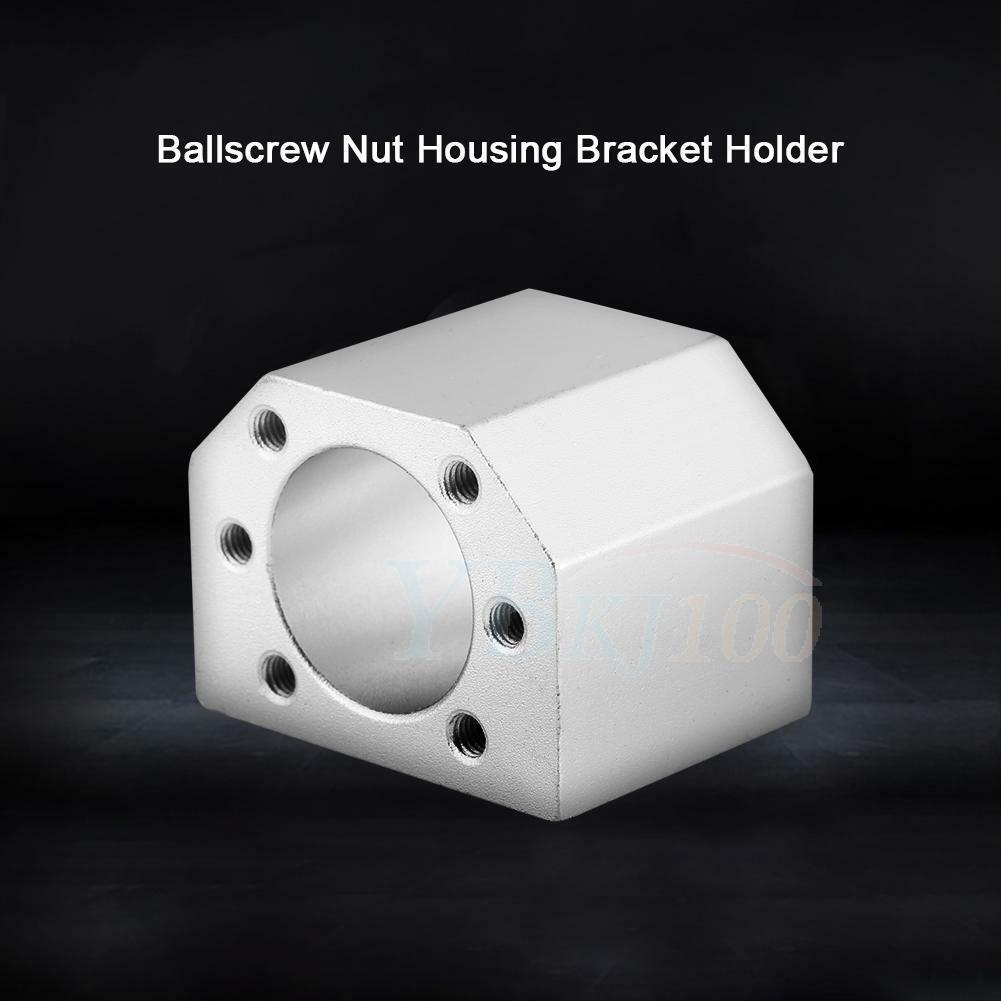 Ballscrew Nut Housing Bracket Holder For 1604 1605 1610