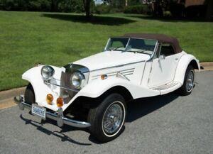 1934 Replica/Kit Makes Classic Roadsters