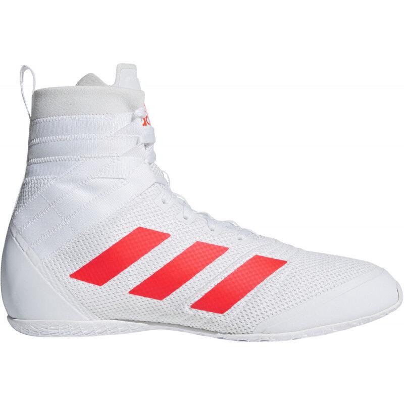 Mens Adidas Speedex 18 Boxing shoes - White