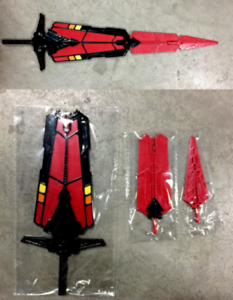 Transformers Upgrade kits IDW For Fortress Maximus Big red sword in stock