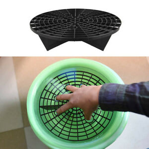 Reliable Car Wash Grit Guard Insert Washboard Water Bucket Filter Scratch Dirt Preventing Tool Abrasive Tools