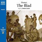 The Iliad: Abridged by Homer (CD-Audio, 2007)