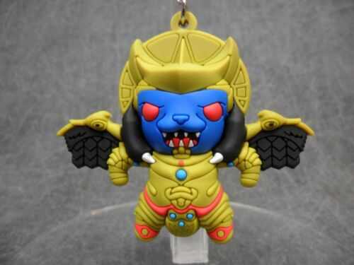 Mighty Morphin Blind Bag Keychain Goldar Key Chain Power Rangers NEW