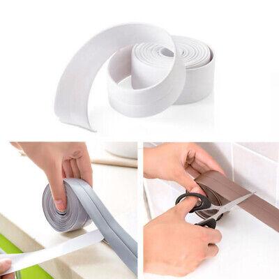 38mm selbstklebende waschbecken kantenband Küche bad wand pvc dichtleiste 22mm