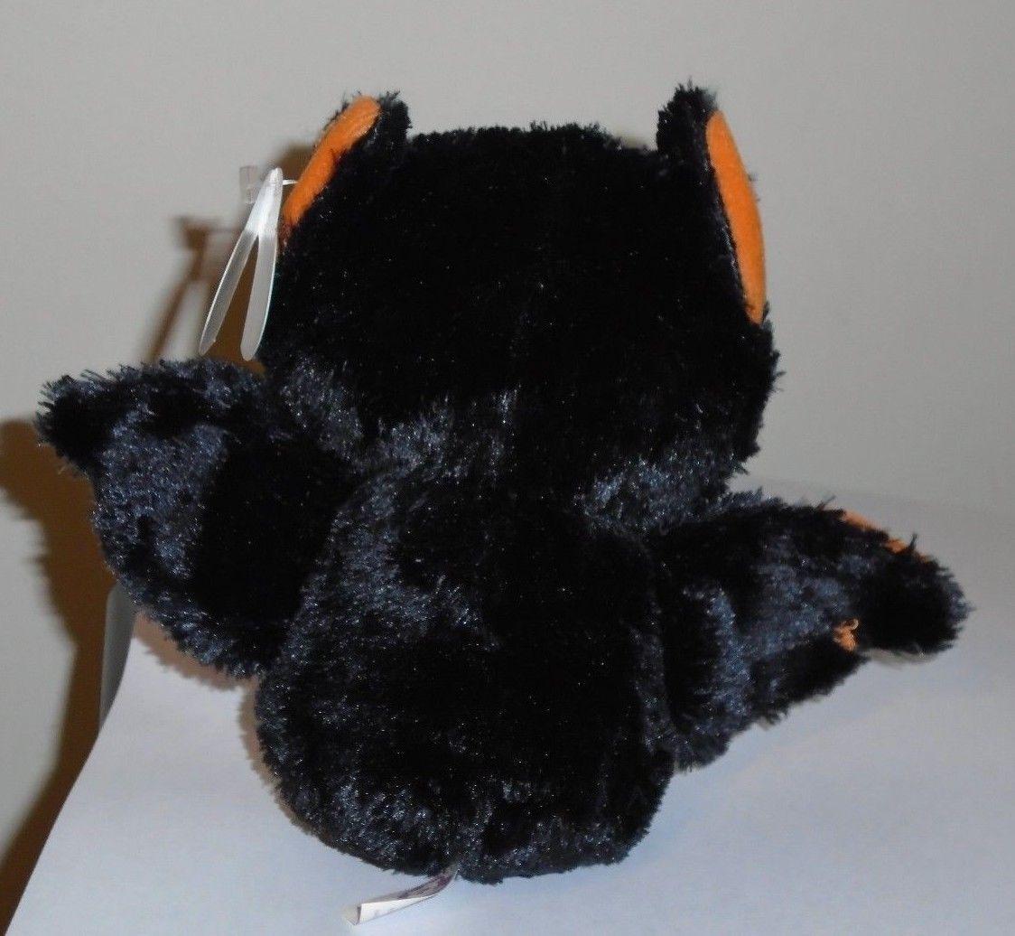 Ty Beanie Boos Boos Boos  MIDNIGHT the Bat (6 Inch) MWMT 14073e