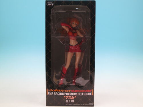 FROM JAPAN EVANGELION Racing Premium RQ Figure Asuka Figure Sega