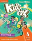 Kid's Box Level 4 Pupil's Book by Michael Tomlinson, Caroline Nixon (Paperback, 2014)