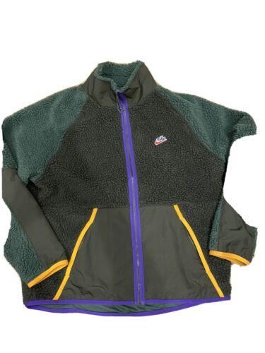 Nike Men's Sportswear Windrunner Sherpa Jacket XL
