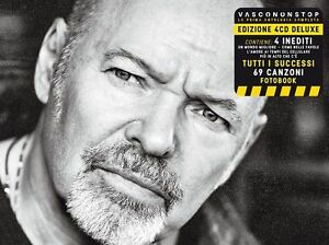 Vasco Rossi-Vasco Non Stop - 4cd BOXSET SEALED 2016