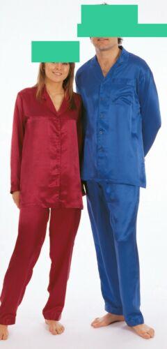 Luxe pure soie Homme détente pyjama-confort extrême et Sensuelle Joli Cadeau