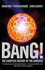 Bang, Chris Lintott, Patrick Moore, Brian May, New Book