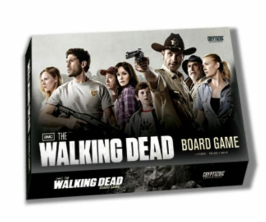 The Walking Dead Board Game-NEW by Cryptozoic, English