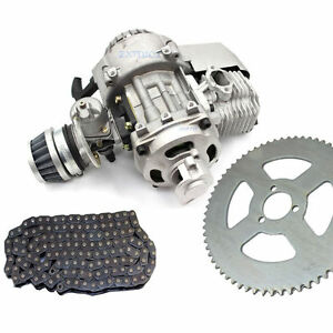 Engines & Engine Parts Efficient 110cc Cam Chain/ Camshaft Chain For Dirt Bike/atv Engine Use Crankshafts